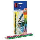 Lapices Lyra groove slim 12 colores